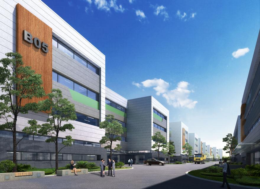 beplay娱乐空港产业园区项目